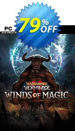 Warhammer: Vermintide 2 PC - Winds of Magic DLC Coupon discount Warhammer: Vermintide 2 PC - Winds of Magic DLC Deal - Warhammer: Vermintide 2 PC - Winds of Magic DLC Exclusive Easter Sale offer for iVoicesoft