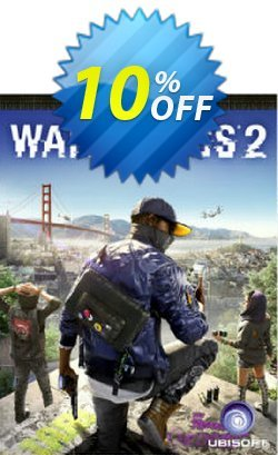 Watch Dogs 2 Deluxe Edition PC - US  Coupon discount Watch Dogs 2 Deluxe Edition PC (US) Deal - Watch Dogs 2 Deluxe Edition PC (US) Exclusive Easter Sale offer for iVoicesoft