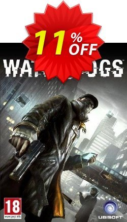 Watch Dogs Digital Deluxe Edition - PC  Coupon discount Watch Dogs Digital Deluxe Edition (PC) Deal - Watch Dogs Digital Deluxe Edition (PC) Exclusive Easter Sale offer for iVoicesoft