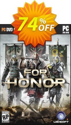 For Honor PC - Asia  Coupon discount For Honor PC (Asia) Deal - For Honor PC (Asia) Exclusive offer for iVoicesoft