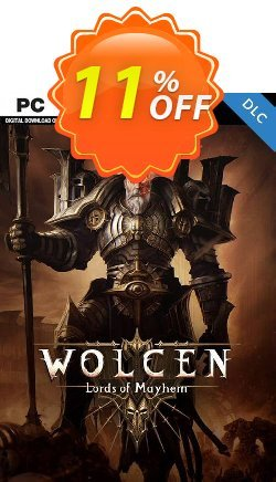 Wolcen: Lords of Mayhem PC Coupon discount Wolcen: Lords of Mayhem PC Deal - Wolcen: Lords of Mayhem PC Exclusive Easter Sale offer for iVoicesoft