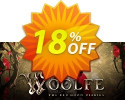 Woolfe The Red Hood Diaries PC Coupon discount Woolfe The Red Hood Diaries PC Deal - Woolfe The Red Hood Diaries PC Exclusive Easter Sale offer for iVoicesoft