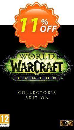 World of Warcraft - WoW - Legion Digital Deluxe Edition PC - EU  Coupon discount World of Warcraft (WoW) - Legion Digital Deluxe Edition PC (EU) Deal - World of Warcraft (WoW) - Legion Digital Deluxe Edition PC (EU) Exclusive Easter Sale offer for iVoicesoft
