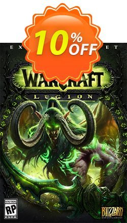 World of Warcraft - WoW - Legion PC/Mac - US  Coupon discount World of Warcraft (WoW) - Legion PC/Mac (US) Deal - World of Warcraft (WoW) - Legion PC/Mac (US) Exclusive Easter Sale offer for iVoicesoft