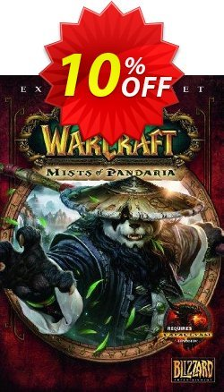 World of Warcraft - WoW : Mists of Pandaria PC Coupon discount World of Warcraft (WoW): Mists of Pandaria PC Deal - World of Warcraft (WoW): Mists of Pandaria PC Exclusive Easter Sale offer for iVoicesoft