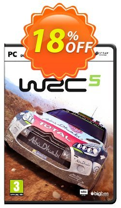 WRC 5: World Rally Championship PC Coupon discount WRC 5: World Rally Championship PC Deal - WRC 5: World Rally Championship PC Exclusive Easter Sale offer for iVoicesoft