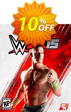 WWE 2K15 PC Coupon discount WWE 2K15 PC Deal - WWE 2K15 PC Exclusive Easter Sale offer for iVoicesoft