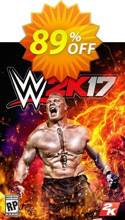 WWE 2K17 PC Coupon discount WWE 2K17 PC Deal - WWE 2K17 PC Exclusive Easter Sale offer for iVoicesoft