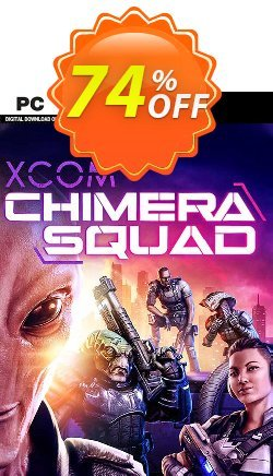 XCOM: Chimera Squad PC - EU  Coupon discount XCOM: Chimera Squad PC (EU) Deal - XCOM: Chimera Squad PC (EU) Exclusive Easter Sale offer for iVoicesoft