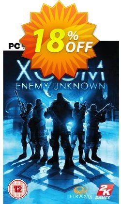 XCOM Enemy Unknown - PC  Coupon discount XCOM Enemy Unknown (PC) Deal - XCOM Enemy Unknown (PC) Exclusive Easter Sale offer for iVoicesoft