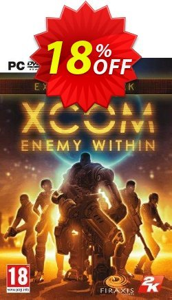 XCOM Enemy Within PC Coupon discount XCOM Enemy Within PC Deal - XCOM Enemy Within PC Exclusive Easter Sale offer for iVoicesoft