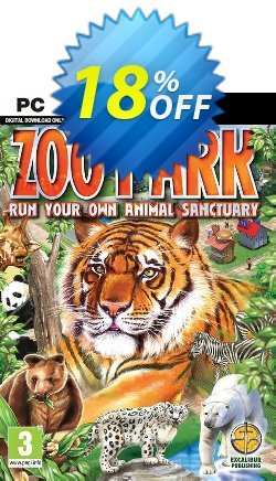 Zoo Park PC Coupon discount Zoo Park PC Deal - Zoo Park PC Exclusive Easter Sale offer for iVoicesoft