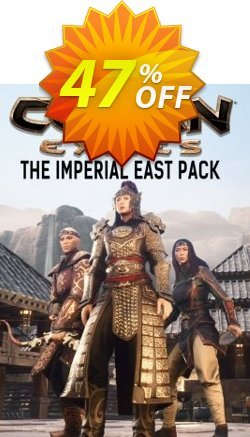 Conan Exiles - The Imperial East Pack DLC Coupon discount Conan Exiles - The Imperial East Pack DLC Deal. Promotion: Conan Exiles - The Imperial East Pack DLC Exclusive Easter Sale offer for iVoicesoft