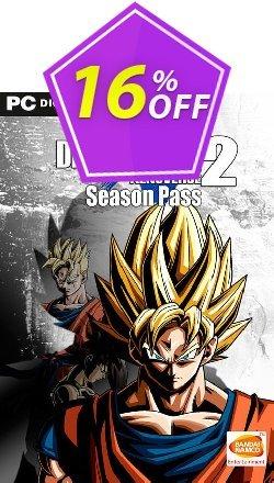 Dragon Ball Xenoverse 2 - Season Pass PC Coupon discount Dragon Ball Xenoverse 2 - Season Pass PC Deal - Dragon Ball Xenoverse 2 - Season Pass PC Exclusive Easter Sale offer for iVoicesoft