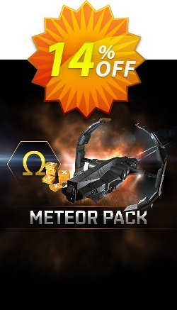EVE Online Meteor Pack PC Coupon discount EVE Online Meteor Pack PC Deal - EVE Online Meteor Pack PC Exclusive Easter Sale offer for iVoicesoft