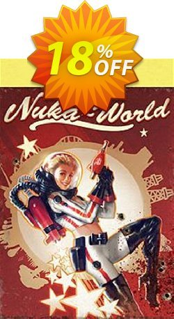 Fallout 4 Nuka-World DLC PC Coupon discount Fallout 4 Nuka-World DLC PC Deal - Fallout 4 Nuka-World DLC PC Exclusive Easter Sale offer for iVoicesoft
