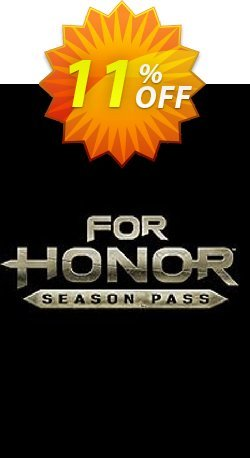 For Honor Season Pass PC Coupon discount For Honor Season Pass PC Deal - For Honor Season Pass PC Exclusive Easter Sale offer for iVoicesoft