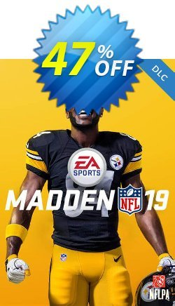 Madden NFL 19 DLC PC Coupon discount Madden NFL 19 DLC PC Deal - Madden NFL 19 DLC PC Exclusive Easter Sale offer for iVoicesoft