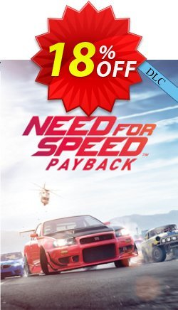 Need for Speed Payback - Platinum Car Pack DLC Coupon discount Need for Speed Payback - Platinum Car Pack DLC Deal - Need for Speed Payback - Platinum Car Pack DLC Exclusive Easter Sale offer for iVoicesoft
