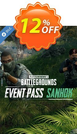 Playerunknowns Battlegrounds - PUBG PC - Event Pass Sanhok DLC Coupon discount Playerunknowns Battlegrounds (PUBG) PC - Event Pass Sanhok DLC Deal - Playerunknowns Battlegrounds (PUBG) PC - Event Pass Sanhok DLC Exclusive Easter Sale offer for iVoicesoft