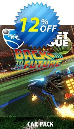 Rocket League PC - Back to the Future Car DLC Coupon discount Rocket League PC - Back to the Future Car DLC Deal - Rocket League PC - Back to the Future Car DLC Exclusive Easter Sale offer for iVoicesoft
