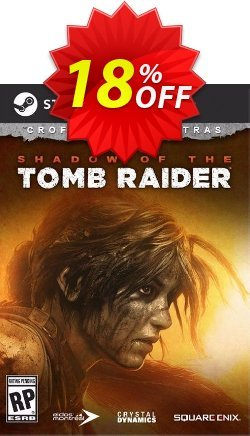 Shadow of the Tomb Raider - Croft DLC PC Coupon discount Shadow of the Tomb Raider - Croft DLC PC Deal - Shadow of the Tomb Raider - Croft DLC PC Exclusive Easter Sale offer for iVoicesoft