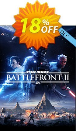 Star Wars Battlefront II 2 PC - The Last Jedi Heroes DLC Coupon discount Star Wars Battlefront II 2 PC - The Last Jedi Heroes DLC Deal - Star Wars Battlefront II 2 PC - The Last Jedi Heroes DLC Exclusive Easter Sale offer for iVoicesoft