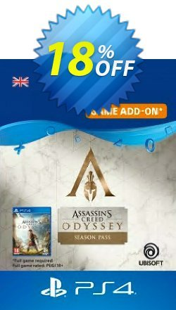Assassins Creed Odyssey - Season Pass PS4 Coupon discount Assassins Creed Odyssey - Season Pass PS4 Deal - Assassins Creed Odyssey - Season Pass PS4 Exclusive Easter Sale offer for iVoicesoft