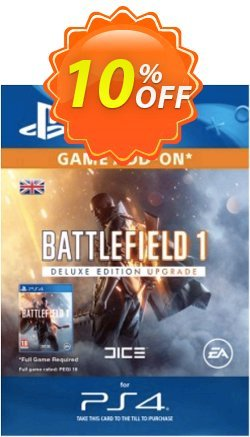 Battlefield 1 Deluxe Edition ADD-ON PS4 Coupon discount Battlefield 1 Deluxe Edition ADD-ON PS4 Deal - Battlefield 1 Deluxe Edition ADD-ON PS4 Exclusive Easter Sale offer for iVoicesoft