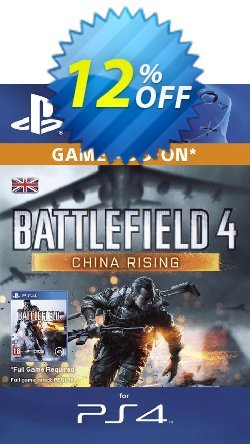 Battlefield 4 China Rising DLC PS4 Coupon discount Battlefield 4 China Rising DLC PS4 Deal - Battlefield 4 China Rising DLC PS4 Exclusive Easter Sale offer for iVoicesoft