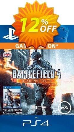 Battlefield 4 Dragons Teeth DLC PS4 Coupon discount Battlefield 4 Dragons Teeth DLC PS4 Deal - Battlefield 4 Dragons Teeth DLC PS4 Exclusive Easter Sale offer for iVoicesoft