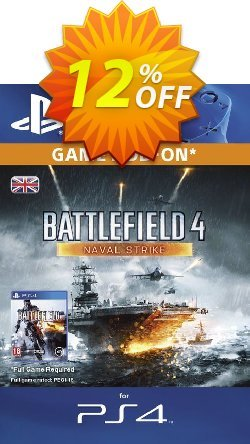 Battlefield 4 Naval Strike DLC PS4 Coupon discount Battlefield 4 Naval Strike DLC PS4 Deal - Battlefield 4 Naval Strike DLC PS4 Exclusive Easter Sale offer for iVoicesoft