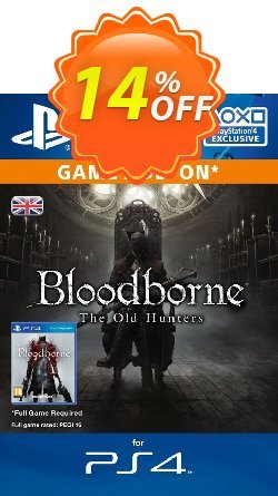Bloodborne The Old Hunters DLC PS4 Coupon discount Bloodborne The Old Hunters DLC PS4 Deal - Bloodborne The Old Hunters DLC PS4 Exclusive Easter Sale offer for iVoicesoft