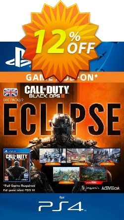 Call of Duty - COD Black Ops III 3 Eclipse DLC PS4 Coupon discount Call of Duty (COD) Black Ops III 3 Eclipse DLC PS4 Deal - Call of Duty (COD) Black Ops III 3 Eclipse DLC PS4 Exclusive Easter Sale offer for iVoicesoft