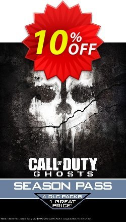 Call of Duty - COD : Ghosts - Season Pass - PSN PS3/PS4 Coupon discount Call of Duty (COD): Ghosts - Season Pass (PSN) PS3/PS4 Deal - Call of Duty (COD): Ghosts - Season Pass (PSN) PS3/PS4 Exclusive Easter Sale offer for iVoicesoft
