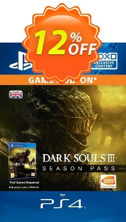Dark Souls III 3 Season Pass - PS4  Coupon discount Dark Souls III 3 Season Pass (PS4) Deal - Dark Souls III 3 Season Pass (PS4) Exclusive Easter Sale offer for iVoicesoft
