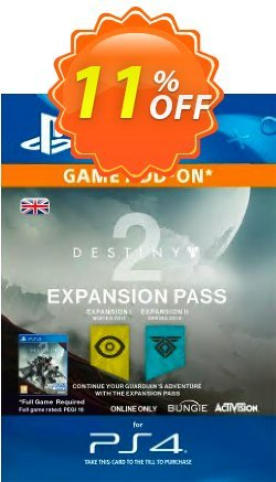 Destiny 2 Expansion Pass PS4 Coupon discount Destiny 2 Expansion Pass PS4 Deal - Destiny 2 Expansion Pass PS4 Exclusive Easter Sale offer for iVoicesoft