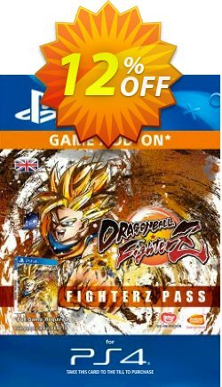 Dragon Ball FighterZ - FighterZ Pass PS4 Coupon discount Dragon Ball FighterZ - FighterZ Pass PS4 Deal - Dragon Ball FighterZ - FighterZ Pass PS4 Exclusive Easter Sale offer for iVoicesoft