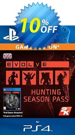 Evolve Hunting Season Pass PS4 Coupon discount Evolve Hunting Season Pass PS4 Deal - Evolve Hunting Season Pass PS4 Exclusive Easter Sale offer for iVoicesoft