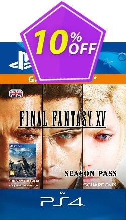 Final Fantasy XV 15 Season Pass PS4 Coupon discount Final Fantasy XV 15 Season Pass PS4 Deal - Final Fantasy XV 15 Season Pass PS4 Exclusive Easter Sale offer for iVoicesoft