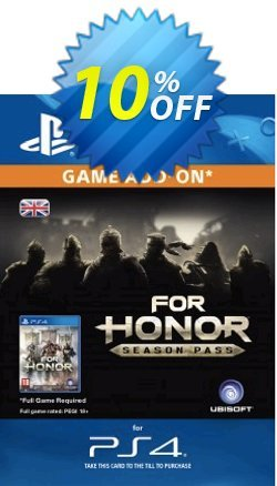 For Honor Season Pass PS4 Coupon discount For Honor Season Pass PS4 Deal - For Honor Season Pass PS4 Exclusive Easter Sale offer for iVoicesoft