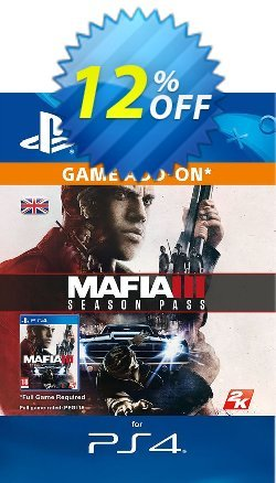 Mafia III 3 Season Pass PS4 Coupon discount Mafia III 3 Season Pass PS4 Deal - Mafia III 3 Season Pass PS4 Exclusive Easter Sale offer for iVoicesoft