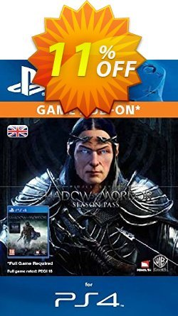 Middle-earth Shadow of Mordor Season Pass PS4 Coupon discount Middle-earth Shadow of Mordor Season Pass PS4 Deal - Middle-earth Shadow of Mordor Season Pass PS4 Exclusive Easter Sale offer for iVoicesoft