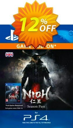 Nioh Season Pass PS4 Coupon discount Nioh Season Pass PS4 Deal - Nioh Season Pass PS4 Exclusive Easter Sale offer for iVoicesoft