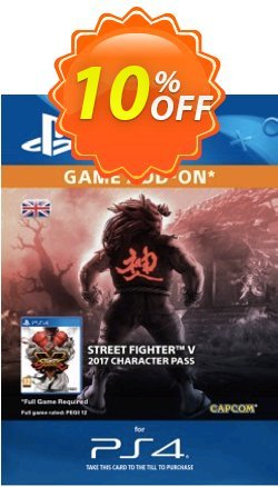 Street Fighter V 5 - Character Pass PS4 Coupon discount Street Fighter V 5 - Character Pass PS4 Deal - Street Fighter V 5 - Character Pass PS4 Exclusive Easter Sale offer for iVoicesoft