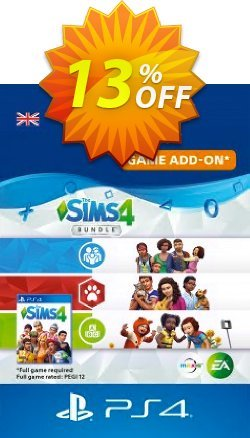 The Sims 4 - Cats & Dogs, Parenthood, Toddler Stuff Bundle PS4 Coupon discount The Sims 4 - Cats & Dogs, Parenthood, Toddler Stuff Bundle PS4 Deal - The Sims 4 - Cats & Dogs, Parenthood, Toddler Stuff Bundle PS4 Exclusive Easter Sale offer for iVoicesoft