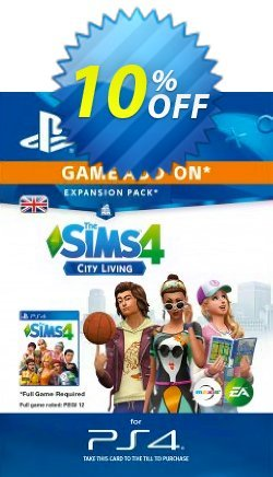 The Sims 4 - City Living Expansion Pack PS4 Coupon discount The Sims 4 - City Living Expansion Pack PS4 Deal - The Sims 4 - City Living Expansion Pack PS4 Exclusive Easter Sale offer for iVoicesoft