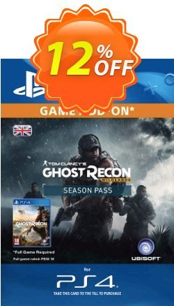 Tom Clancys Ghost Recon Wildlands Season Pass PS4 Coupon discount Tom Clancys Ghost Recon Wildlands Season Pass PS4 Deal - Tom Clancys Ghost Recon Wildlands Season Pass PS4 Exclusive Easter Sale offer for iVoicesoft