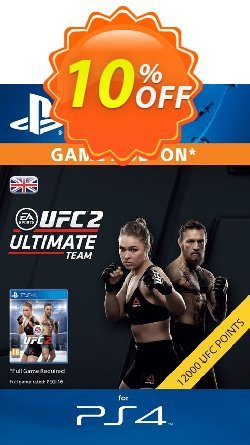 UFC 2 - 12000 Points PS4 Coupon discount UFC 2 - 12000 Points PS4 Deal - UFC 2 - 12000 Points PS4 Exclusive Easter Sale offer for iVoicesoft