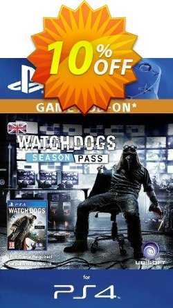 Watch Dogs: Season Pass PSN - PS3/PS4  Coupon discount Watch Dogs: Season Pass PSN (PS3/PS4) Deal - Watch Dogs: Season Pass PSN (PS3/PS4) Exclusive Easter Sale offer for iVoicesoft